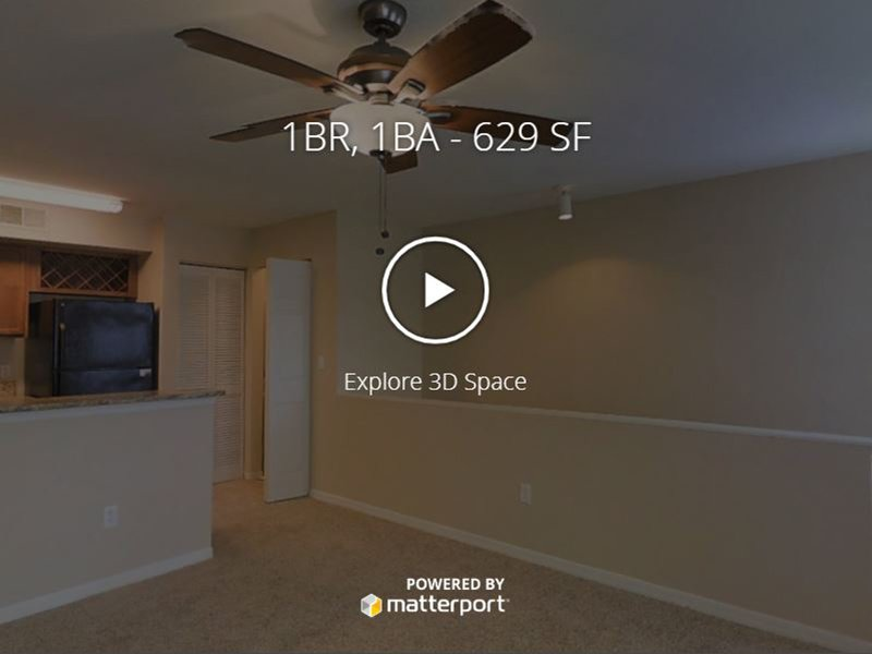 3D Virtual Tour of Providence Lakes Apartments