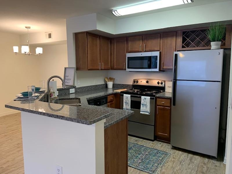 Stainless Steel Appliances | Providence Lakes