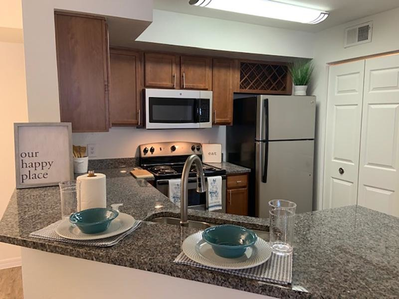 Professional Cabinetry | Providence Lakes