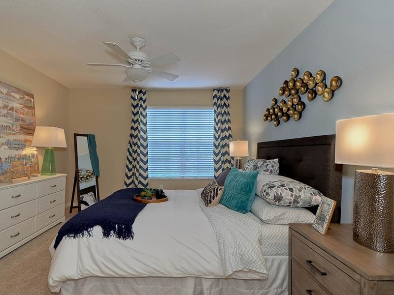 Master Bedroom | Providence Lakes