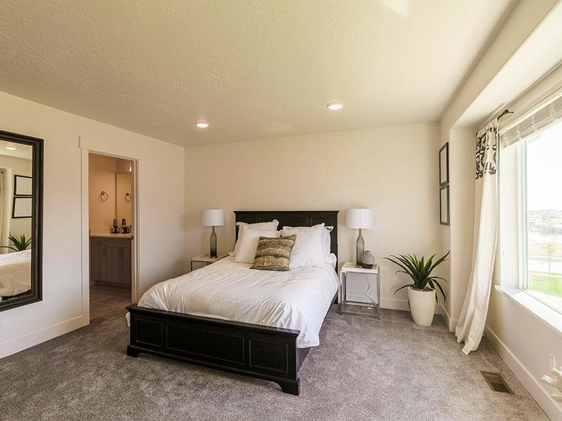 Bedroom | Porter Ranch Townhomes