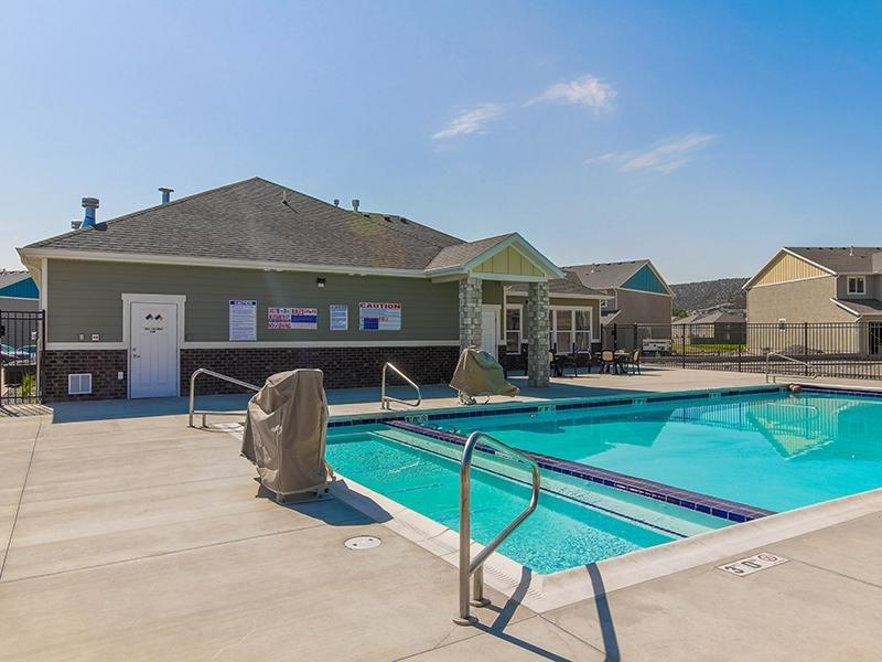 Pool | Apartments in Eagle Mountain