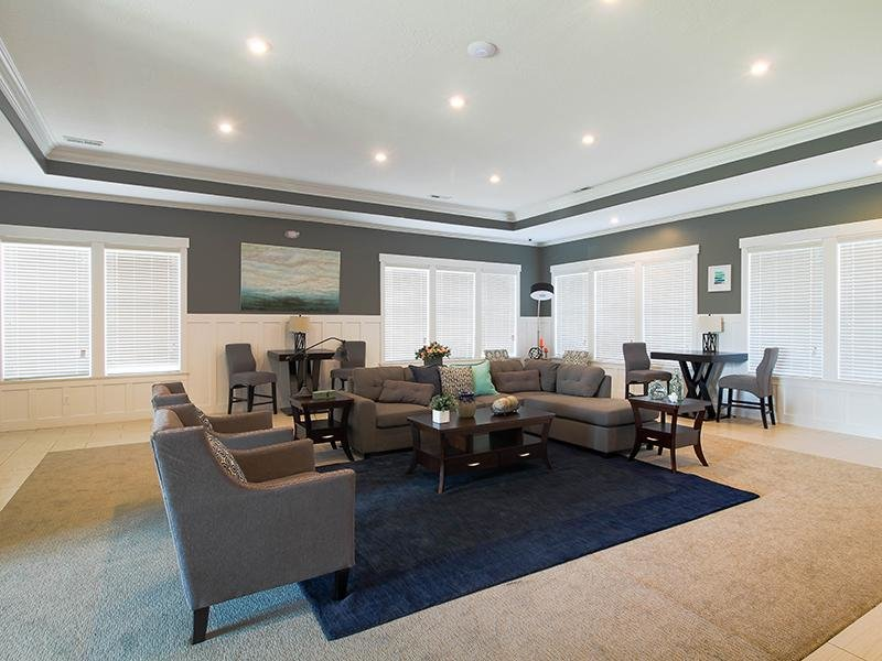 Clubhouse | Porter Ranch Townhomes