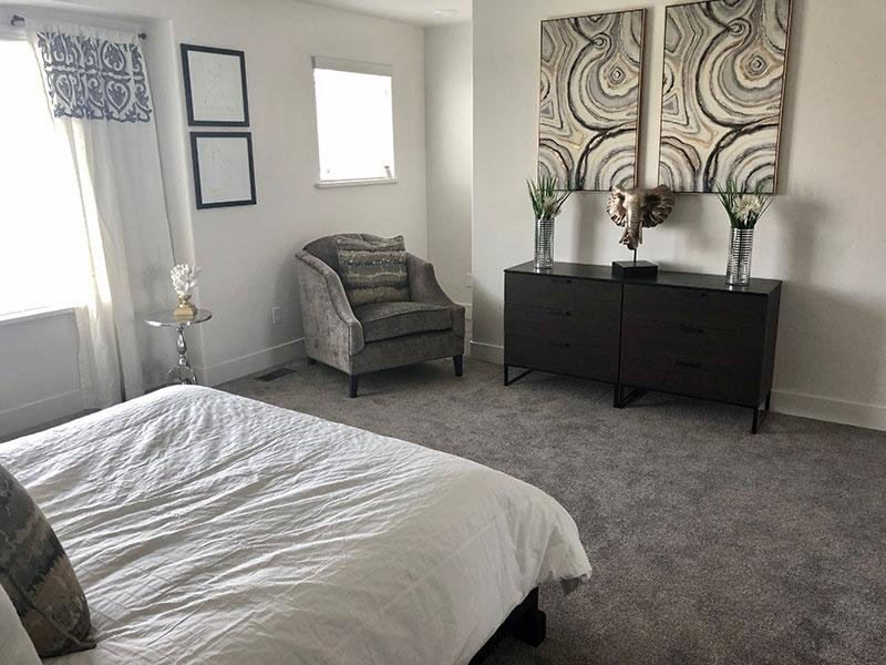 Porter Ranch Townhomes