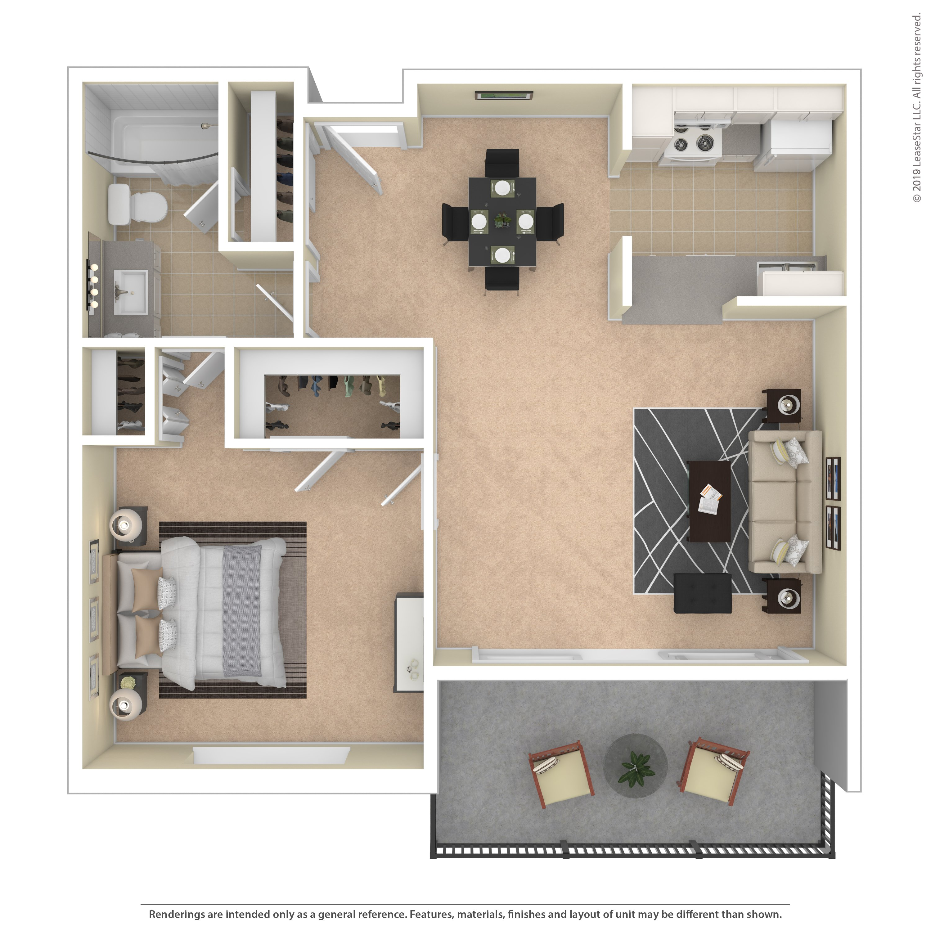 Floor Plans for Shamrock Sapphire Apartments in Houston