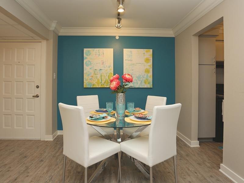 Dining Room | Shamrock Sapphire
