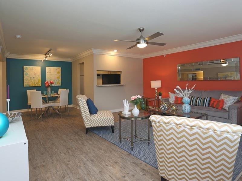Living Room | Shamrock Sapphire