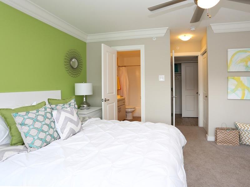 Bedroom | Shamrock Sapphire