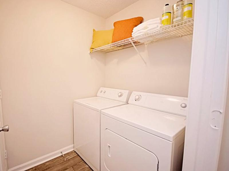 Laundry | Shadow Ridge Apartments