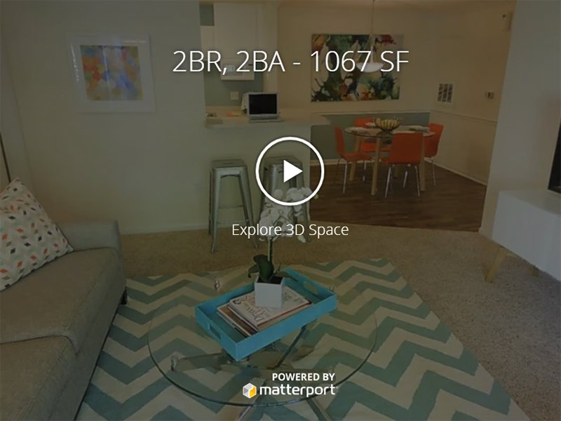 3D Virtual Tour of Shadow Ridge Apartments