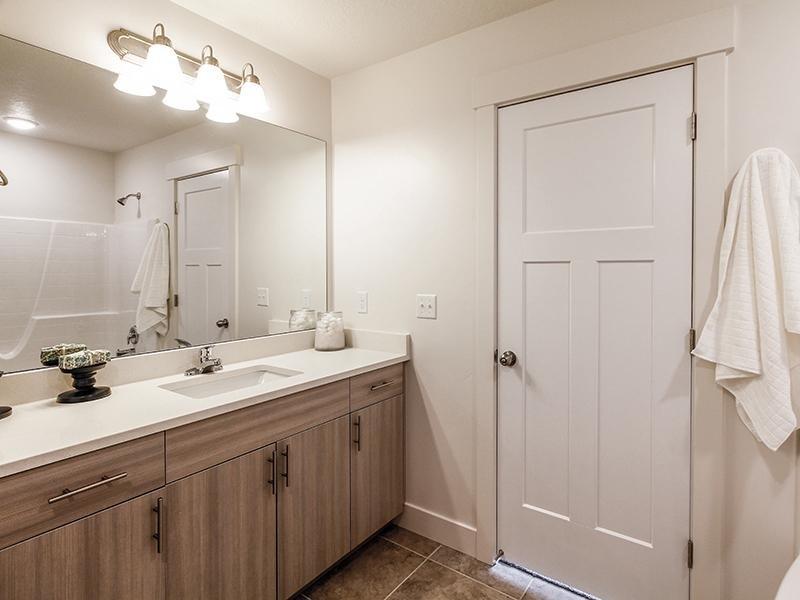 Bathroom | Smithfield Station Townhomes