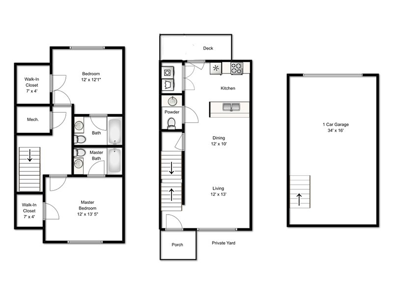 2x2.5B VW apartment available today at South Ridge in South Jordan