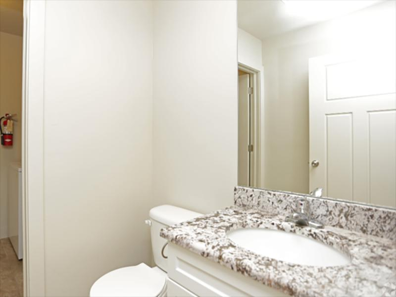 Bathroom | South Ridge Apartments in South Jordan, UT