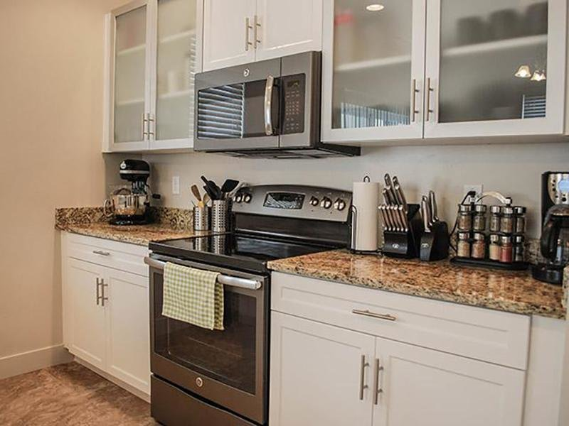 Stainless Steel Appliances | South Ridge Apartments