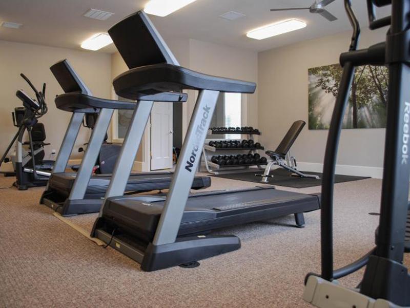 Fitness Center | South Ridge Town Homes in South Jordan, UT