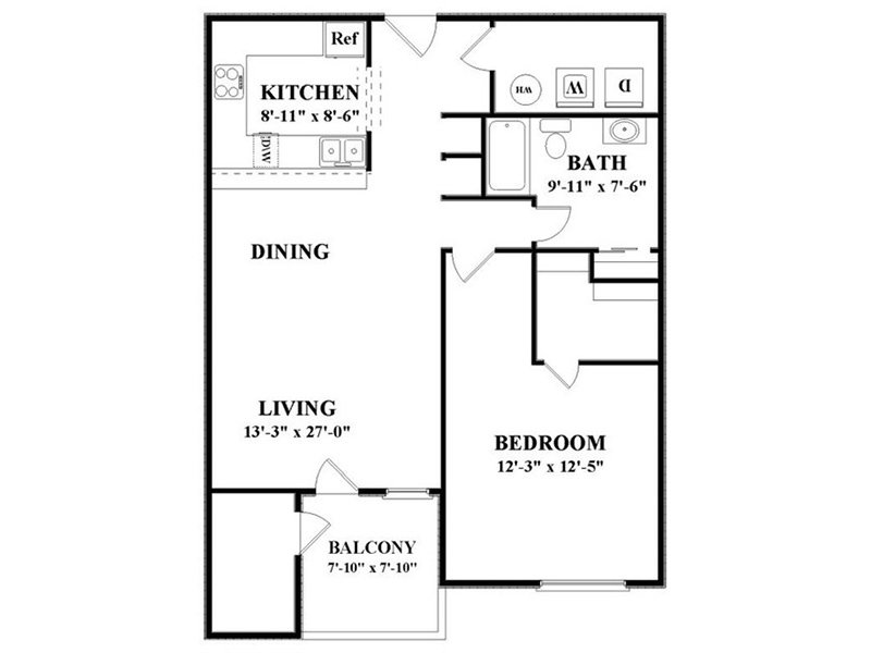Lithonia Ga Apartments Retreat At Stonecrest Floor Plans