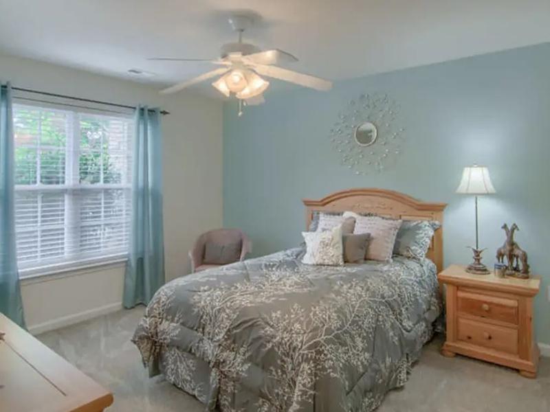 Bedroom | Retreat at Stonecrest