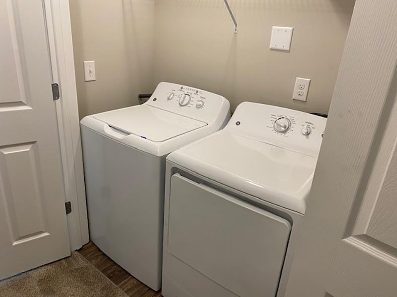 Washer & Dryer | Retreat at Stonecrest