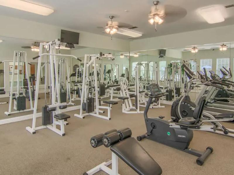 Gym | Retreat at Stonecrest