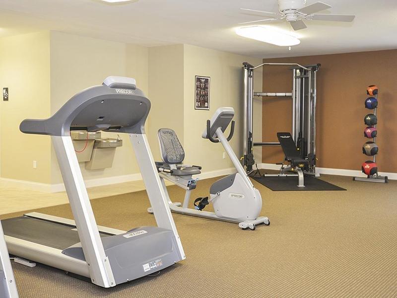 Cardio Center | Village 1 Apartments