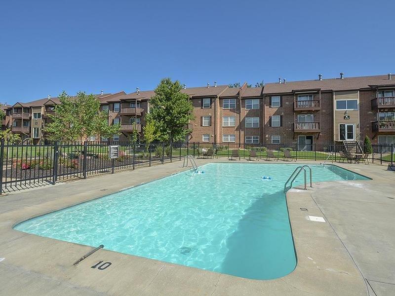 Pool | Village 1 Apartments