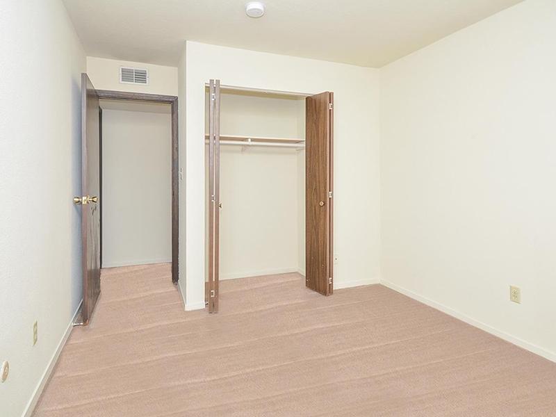 Closet Space | Village 1 Apartments