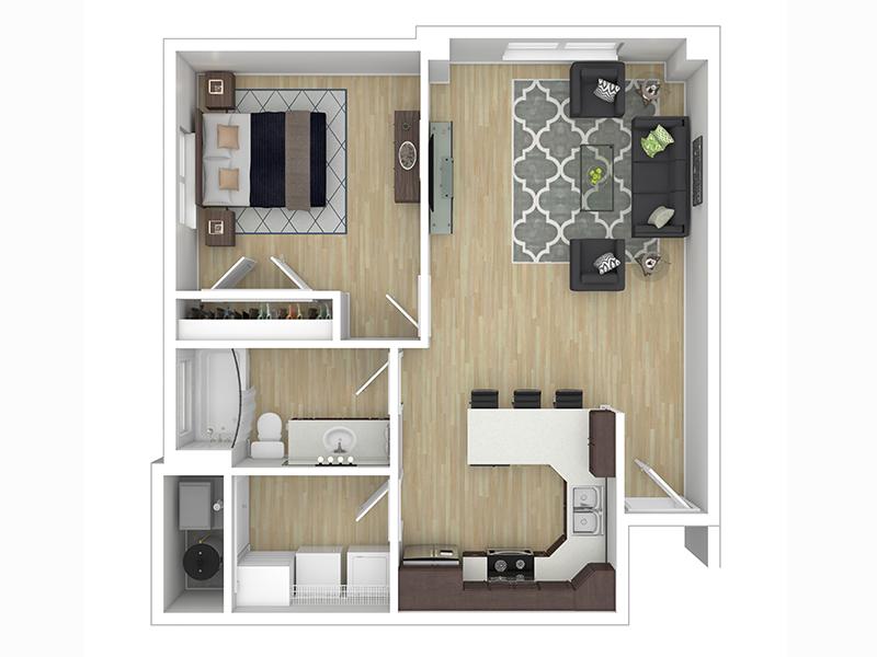 1 Bedroom 1 Bathroom in Ogden, UT