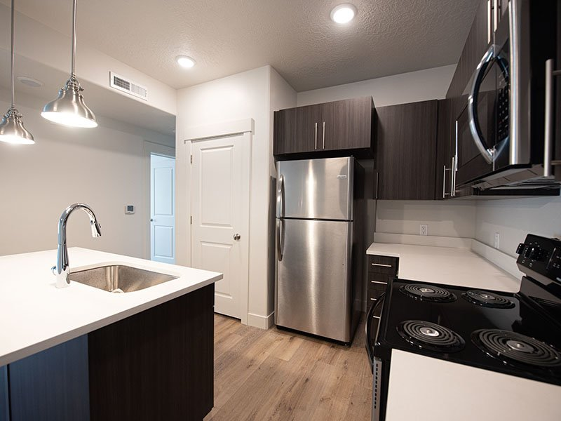 Beautiful Kitchen   Ogden Flats Apartments in Ogden, UT