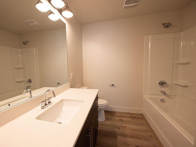 Bathroom   Ogden Flats Apartments in Ogden, UT