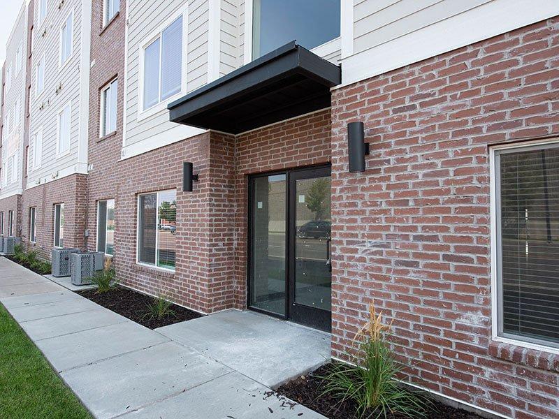 Entrance   Ogden Flats Apartments in Ogden, UT