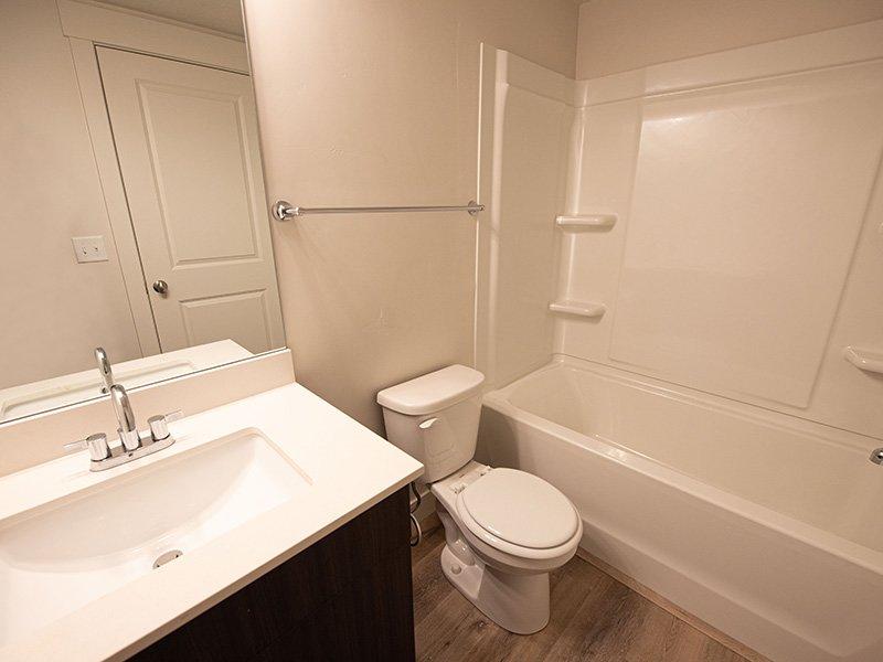Apartment Bathroom   Ogden Flats Apartments in Ogden, UT