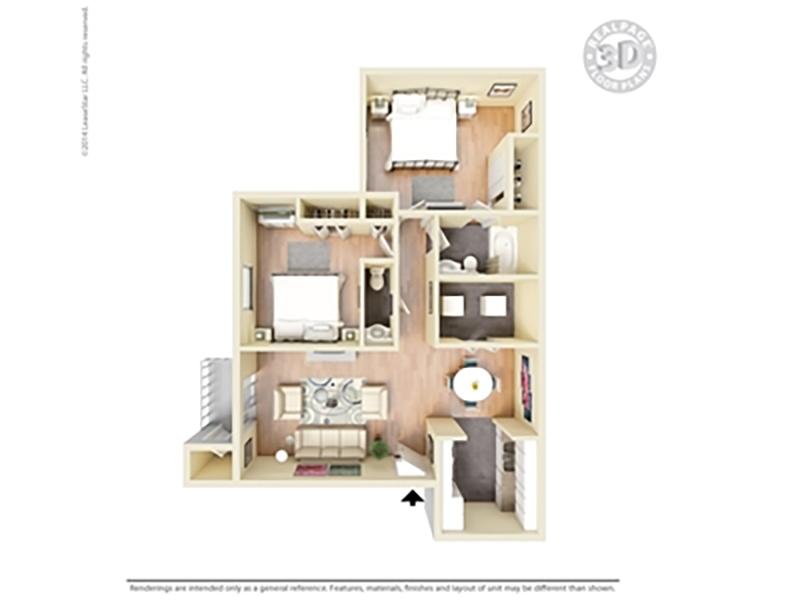 2 Bedroom 1.5 Bathroom in Logan, UT