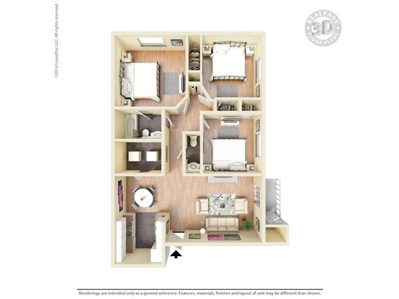 3 Bedroom 1.5 Bathroom in Logan, UT