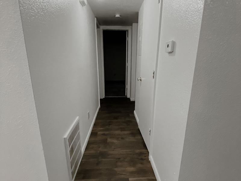 Hallway | North Pointe Apartments