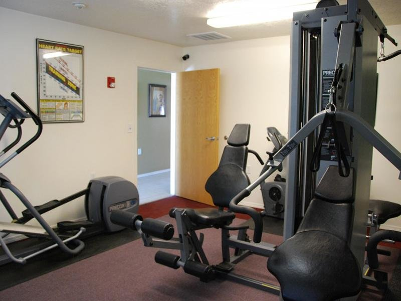 Fitness Center | North Pointe Apartments