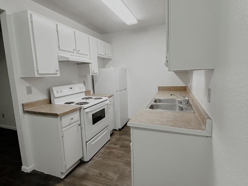 Kitchen | North Pointe Apartments