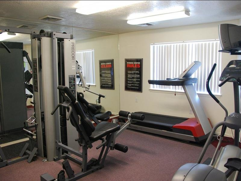 Gym | North Pointe Apartments