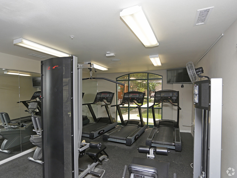 Fitness Center | Village at Rivers Edge