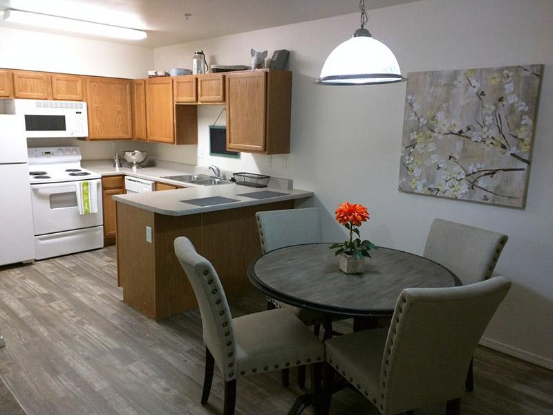 Village at Rivers Edge Apartment Features