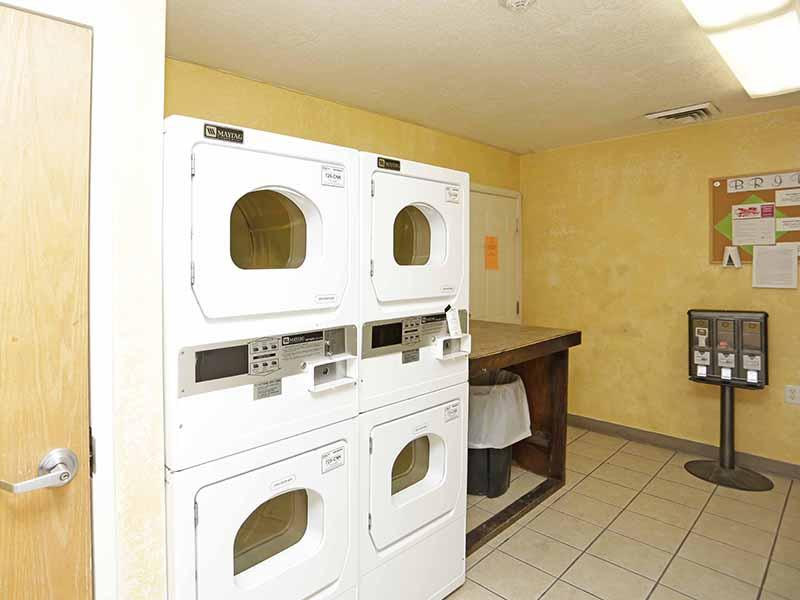 Laundry Center | Bridger Pointe Apartments