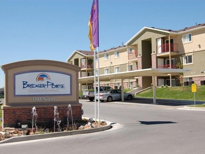 Bridger Pointe Apartment Features
