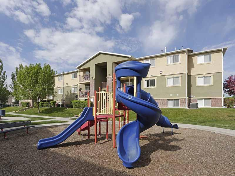 Playground | Bridger Pointe Apartments