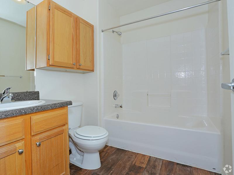 Bathroom | Apartments in St. George, Utah