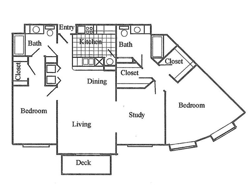 2 Bedroom 2 Bathroom in Bountiful, UT