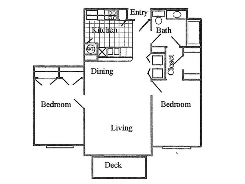 2 Bedroom 1 Bathroom in Bountiful, UT