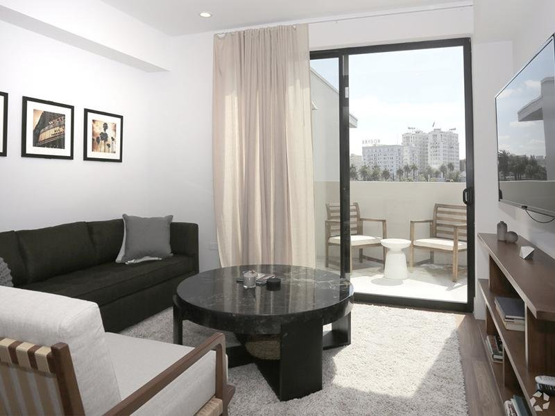 Living Room | The Kodo Apartments