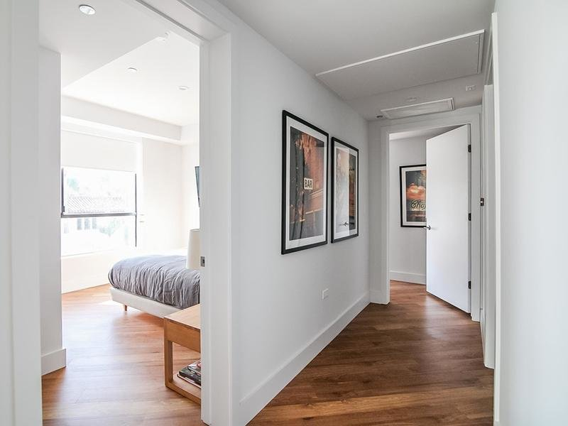 Hallway | The Kodo Apartments