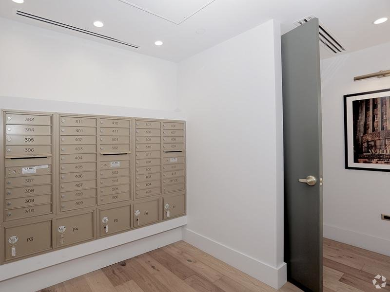 Mail Room | The Kodo Apartments