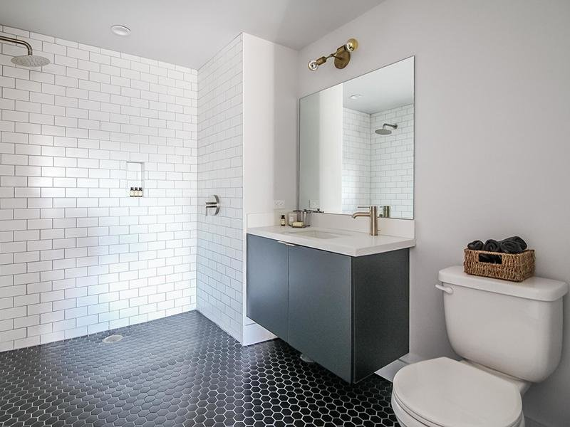 Bathroom | The Kodo Apartments