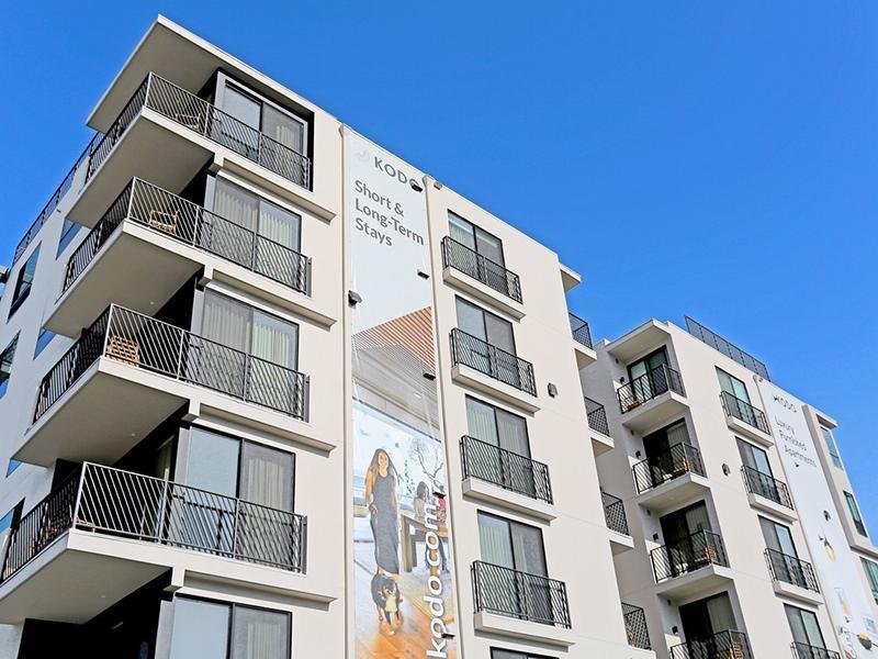The Kodo Apartments in Los Angeles, CA